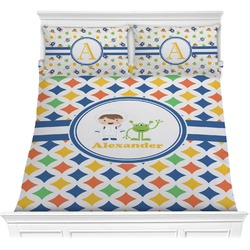 Boy's Astronaut Comforter Set (Personalized)