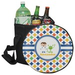 Boy's Astronaut Collapsible Cooler & Seat (Personalized)