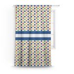 Boy's Astronaut Curtain (Personalized)