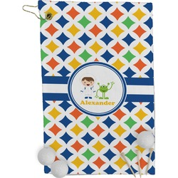 Boy's Astronaut Golf Towel - Full Print (Personalized)
