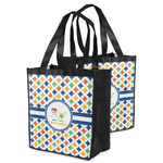Boy's Astronaut Grocery Bag (Personalized)
