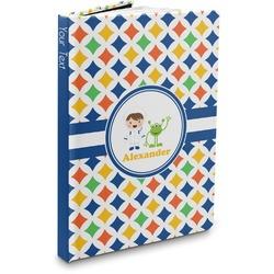 Boy's Astronaut Hardbound Journal (Personalized)