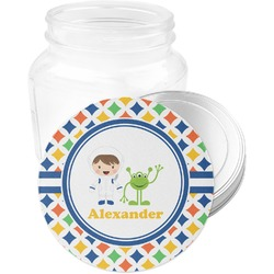 Boy's Astronaut Jar Opener (Personalized)