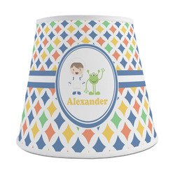 Boy's Astronaut Empire Lamp Shade (Personalized)