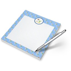 Boy's Astronaut Notepad (Personalized)