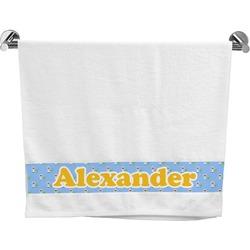 Boy's Astronaut Bath Towel (Personalized)