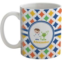 Boy's Astronaut Coffee Mug (Personalized)