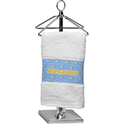 Boy's Astronaut Finger Tip Towel (Personalized)