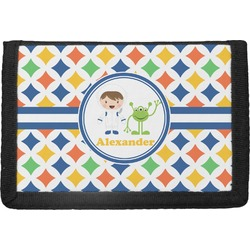 Boy's Astronaut Trifold Wallet (Personalized)