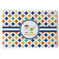 Boy's Astronaut Serving Tray (Personalized)