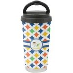 Boy's Astronaut Stainless Steel Coffee Tumbler (Personalized)