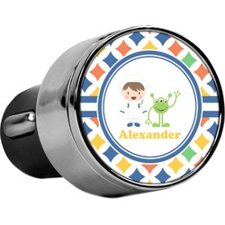 Boy's Astronaut USB Car Charger (Personalized)