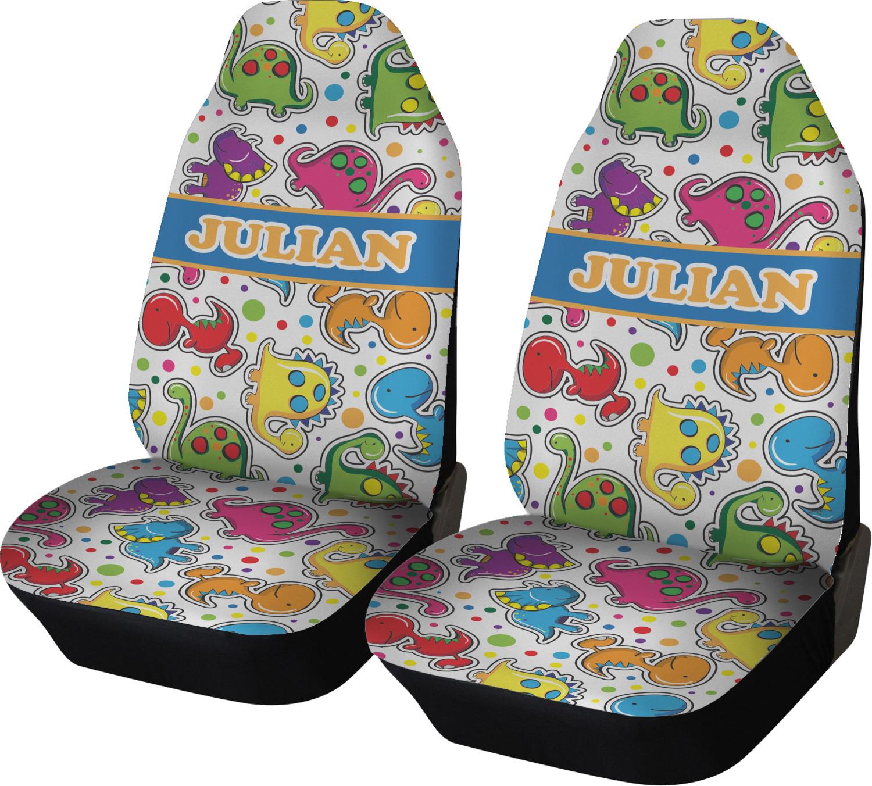 Dinosaur Car Seat Covers