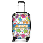 Dinosaur Print Suitcase (Personalized)