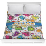 Dinosaur Print Comforter (Personalized)