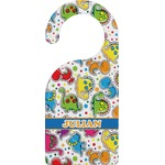 Dinosaur Print Door Hanger (Personalized)