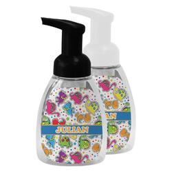 Dinosaur Print Foam Soap Bottle (Personalized)