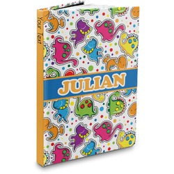 Dinosaur Print Hardbound Journal (Personalized)