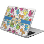 Dinosaur Print Laptop Skin - Custom Sized (Personalized)