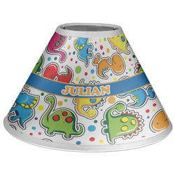 Dinosaur Print Coolie Lamp Shade (Personalized)