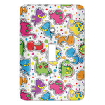 Dinosaur Print Light Switch Covers (Personalized)