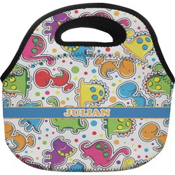 Dinosaur Print Lunch Bag (Personalized)