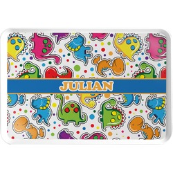 Dinosaur Print Serving Tray (Personalized)