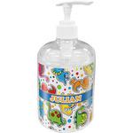 Dinosaur Print Soap / Lotion Dispenser (Personalized)