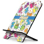 Dinosaur Print Stylized Tablet Stand (Personalized)