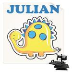 Dinosaur Print Sublimation Transfer (Personalized)