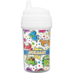 Dinosaur Print Sippy Cup (Personalized)