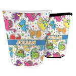Dinosaur Print Waste Basket (Personalized)