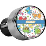 Dinosaur Print USB Car Charger (Personalized)