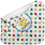 Dots & Dinosaur Baby Hooded Towel (Personalized)