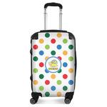 Dots & Dinosaur Suitcase (Personalized)