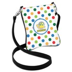 Dots & Dinosaur Cross Body Bag - 2 Sizes (Personalized)