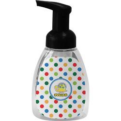 Dots & Dinosaur Foam Soap Dispenser (Personalized)