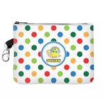 Dots & Dinosaur Golf Accessories Bag (Personalized)