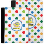Dots & Dinosaur Notebook Padfolio w/ Name or Text