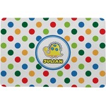 Dots & Dinosaur Comfort Mat (Personalized)