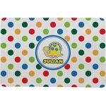 Dots & Dinosaur Comfort Mat (Personalized)