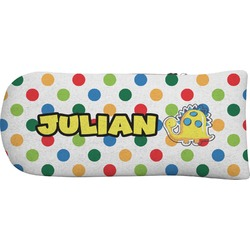 Dots & Dinosaur Putter Cover (Personalized)