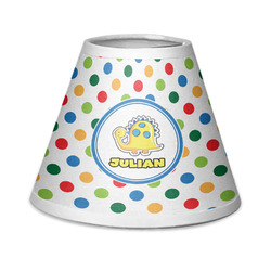 Dots & Dinosaur Chandelier Lamp Shade (Personalized)