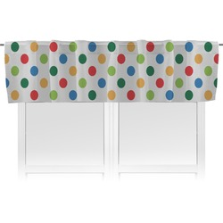 Dots & Dinosaur Valance (Personalized)