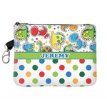 Dinosaur Print & Dots Golf Accessories Bag (Personalized)