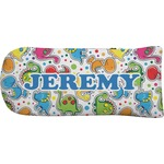 Dinosaur Print & Dots Putter Cover (Personalized)