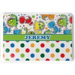 Dinosaur Print & Dots Serving Tray (Personalized)