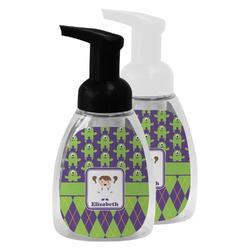 Astronaut, Aliens & Argyle Foam Soap Bottle (Personalized)