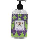 Astronaut, Aliens & Argyle Plastic Soap / Lotion Dispenser (Personalized)
