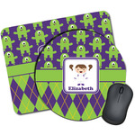 Astronaut, Aliens & Argyle Mouse Pads (Personalized)